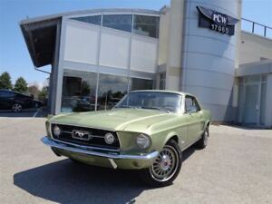 1968 Ford Mustang |LEATHER|2 DOOR|