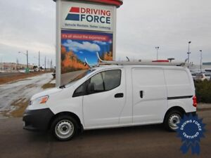 2014 Nissan NV200 S Cargo Van, 54.9 L Fuel Tank, Power Windows