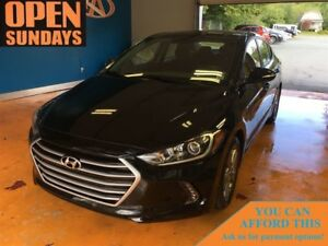 2018 Hyundai Elantra GLS! POWER ROOF / BACK-UP CAM / LOADED!