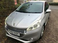 2012 Peugeot 208 Hdi 1.4 Allure Low Miles Low road tax