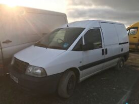 Citroen expert van breaking spare parts available