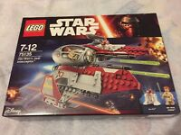 LEGO 75135 - Obi-Wan's Jedi Interceptor - BRAND NEW AND SEALED