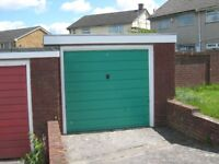 Lockup garage to let very secure