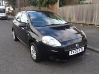 2007 FIAT PUNTO 1.2 WITH 1 YEAR MOT QUICK SALE