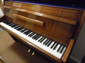 upright piano by kaufman