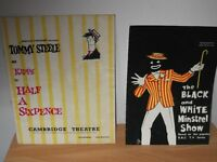 Various programs Tommy Steele, Black and White Minstrel Show ( OFFERS )