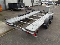 Woodford lightweight trailer