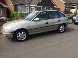 Vauxhall Astra 1.6 Petrol AUTOMATIC 12 MONTHS MOT