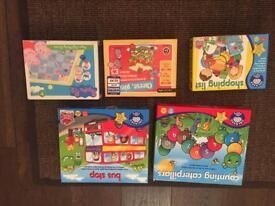 Preschool games package!