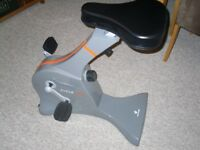 Exercise Bike (Compact, easy to store)