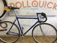 Raleigh Dynatech singlespeed/fixie bike