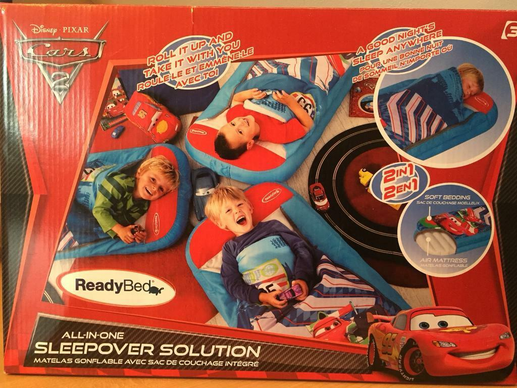Disney Cars Ready Bed