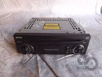 Mitsubishi Pajero Pinin Audio Radio CD Player MZ312637 from 2002 model ref. V17