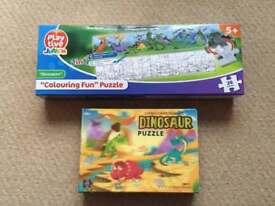 Dinosaur Puzzles Jigsaw Bundle