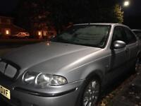Rover 45 1.4 petrol MOT'd til August 2018 92,000 miles