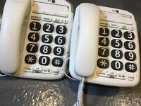 BT big button phone 2x