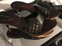 Size 7 heels by Notorious