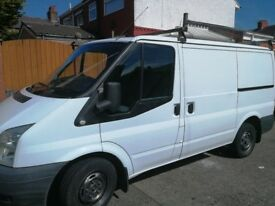 Ford Transit (White) for sale