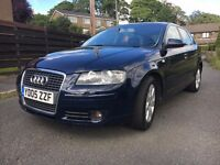 AUDI A3 2.0TDI 6 SPEED MANUAL FULL AUDI SERVICE HISTORY XENON LIGHTS