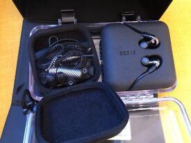 Shure SE846-K-EFS High-End Sound Isolating Earphones