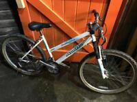 Ladies Apollo Bike. Nice clean condition. Serviced, Free Lock, Lights, Delivery