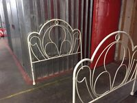 Beautiful Cream Marks and Spencer Bedstead