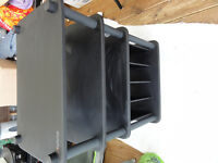 Alphason Specialist Turntable Rack with Lps Storage