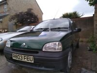 Renault Clio Full Service History