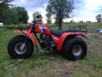 Honda Big Red 200cc