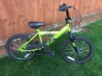 """18 """" Inch Children's BMX Bike"""