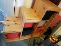Ikea trofast unit