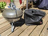 Weber smokey joe premium with weber carry bag