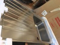Brand New Kitchen or utility room Sink