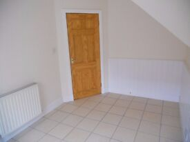 One bedroom ground floor apartment.Dock Park, Dumfries
