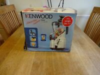 KENWOOD SMOOTHIE CONCERT MAKER-1.5LITRE-USED-EXCELLENT CONDITION