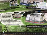 Outdoor Revolution Compacta-lite 400 Lightweight Awning