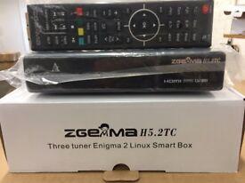 ZGEMMA H5.2TC WITH 12 MONTH WARRANTY