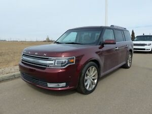 2016 Ford Flex Limited w/EcoBoost, Remote Start