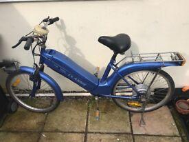 Thomson electric bike