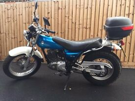 Suzuki RV125 VanVan Ideal for learner, for city driving. Great MPG. Fantastic condition, no problems