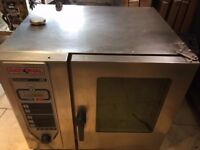 Rational CPC 6 grid Electric combi oven 3 Phase
