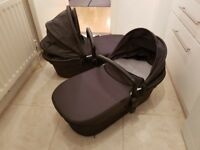 iCandy Orange Carrycot Kits (twins) - excellent condition