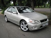 ***mot oct 18***lexus is200***starts first time***super reliable/economical**good tyres