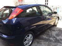 ((STUNNING))) FORD FOCUS ZETEC ((2005-05 PLATE)))*MOT- 1 FULL YEAR (NO ADVISORY)*EXCELLENT CONDITION