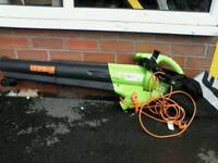 Pro leaf collect/blower