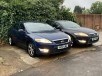 Ford Mondeo 2.0 breaking