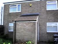 large 2 bed semi detatched house in the centre of bransholme