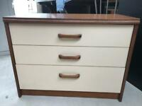 Chest 3 drawers FREE DELIVERY PLYMOUTH AREA