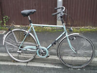 sparta sportief bike