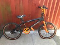 BMX Bike - Muddy Fox - Xray - Orange / Black